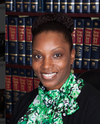 Legal Assistant Lisa Key